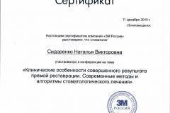 Sidorenko-09 (2015)